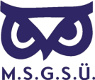 Mimar Sinan University of Fine Arts Logo